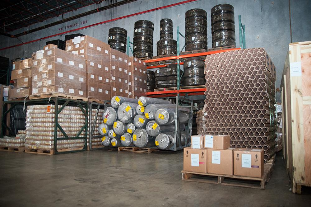warehousing & distribuition